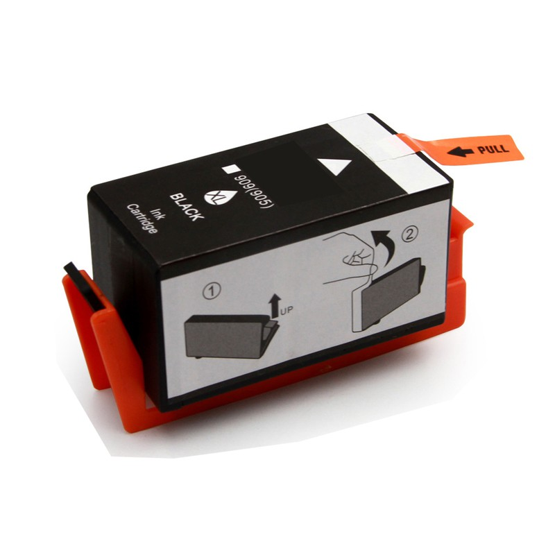 Compativel: Cartucho MC 904XL para HP 6962 6961 6963 6964 6966 6970 6971 6974 6976 6978 6979 Preto 30ml