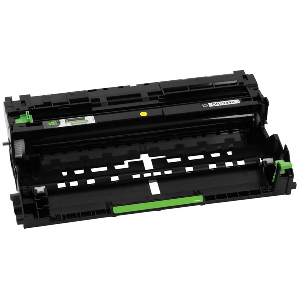 Compativel: Fotocondutor Nacional para  Brother DR3442 3440 3400 DR820 DR3472 L5502DN L5602DN L5702DW L6702DN L5802DW L5902DW 30k