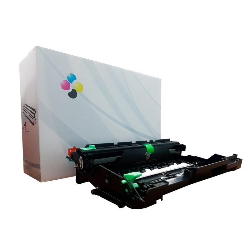 Compatível: Fotocondutor para  DR730 para TN760 Brother L2550 L2370 L2390 L2395 L2710 L2750 12k