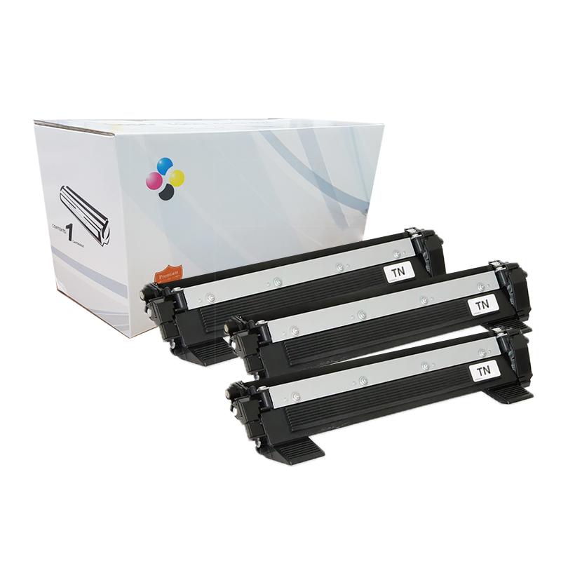 Compatível: Kit 3 Toner Brother TN1000 - TN1060 - HL1110 HL1110R HL1110E HL1210W HL1112 DCP1510 DCP1617 DCP1602 DCP1610