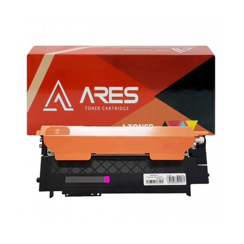 Compativel: Toner Ares Samsung CLT-M404S 404S C430 C430W C433W C480 C480W C480FN C480FW Magenta 1.0k