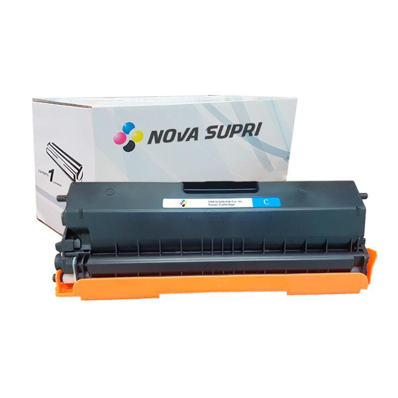 Compativel: Toner novasupri Brother TN419 TN419C ciano HL-L8360CDW MFC-L8610CDW MFC-L8900CDW MFC-L9570CDW 9K