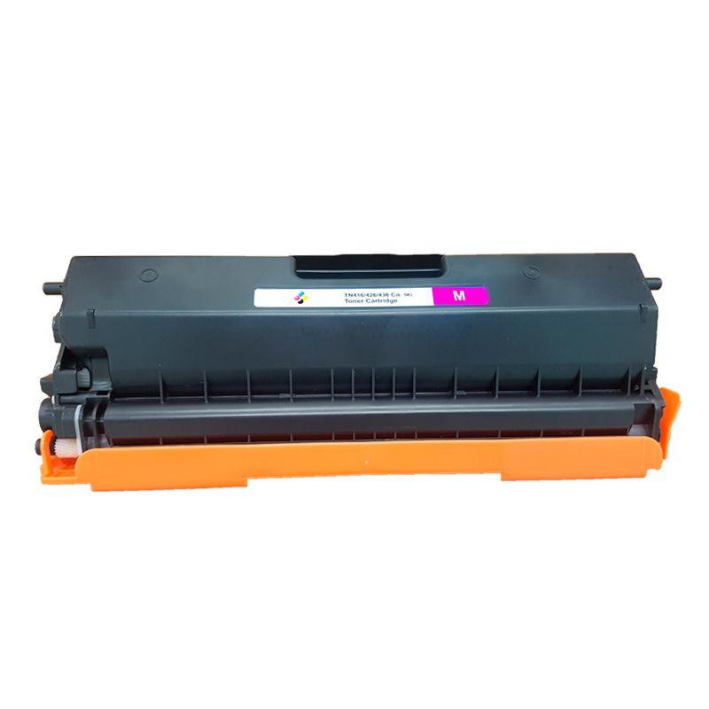Compativel: Toner novasupri Brother TN419 TN419M magenta HL-L8360CDW MFC-L8610CDW MFC-L8900CDW MFC-L9570CDW 9K