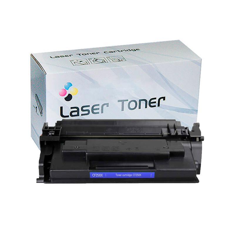 Compatível: Toner Novasupri CF258X 258 58X para HP M428 M428FDW M428DW M404DW M404N Sem Chip 10k