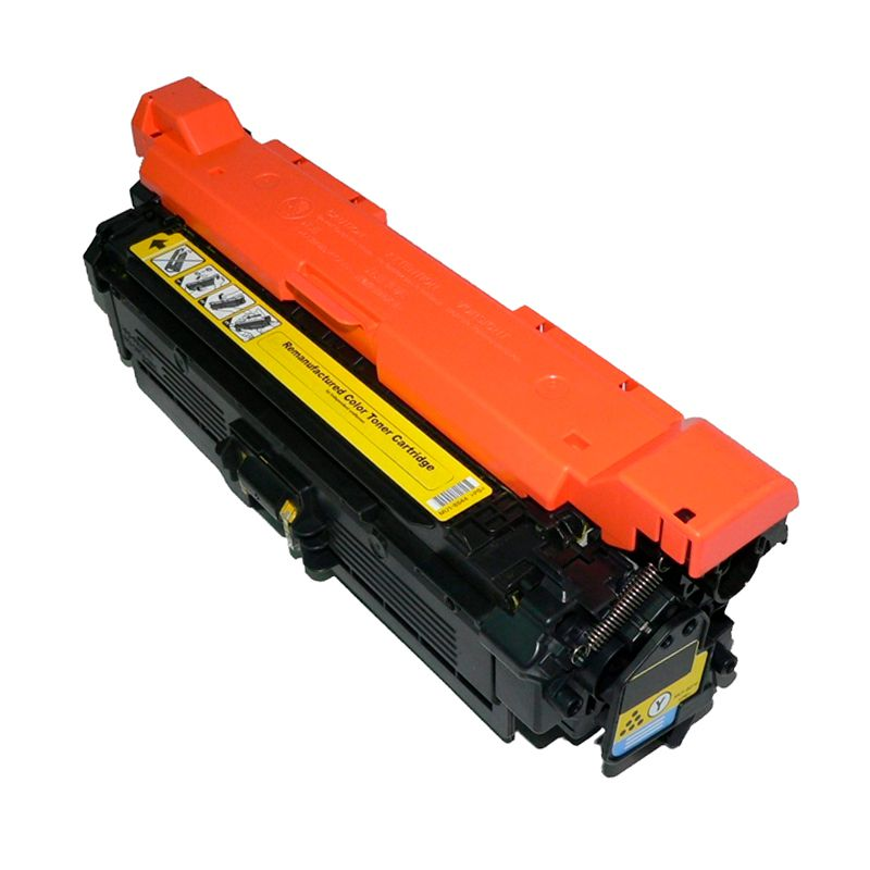 Compativel: Toner novasupri para HP CE402A 507A M570DN M551DN M551N M575F M575C Amarelo