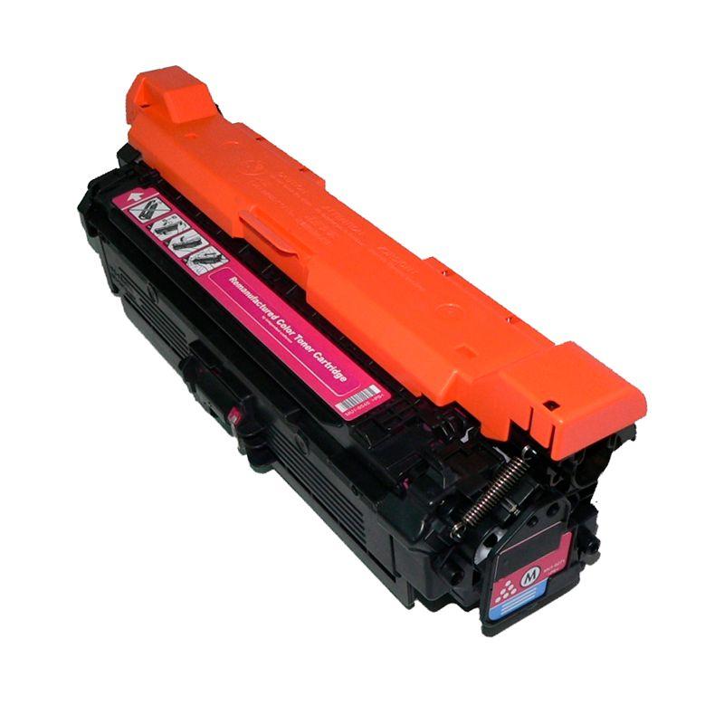 Compativel: Toner novasupri para HP CE403A 507A M570DN M551DN M551N M575F M575C Magenta