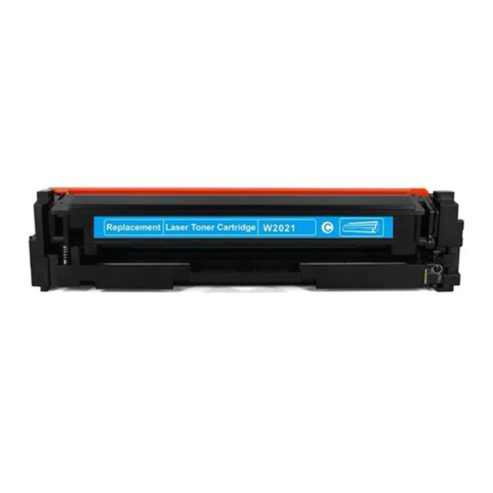 Compatível: Toner novasupri w2021X 414X para HP M454DW M454DN M479FDW M479DW M479FDN Ciano 6K