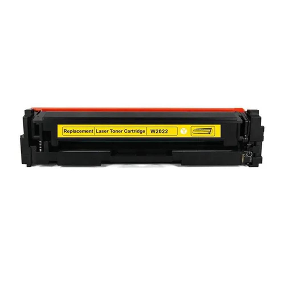 Compativel: Toner novasupri w2022A 414A para HP M454DW M454DN M479FDW M479DW M479FDN Amarelo 2.1K
