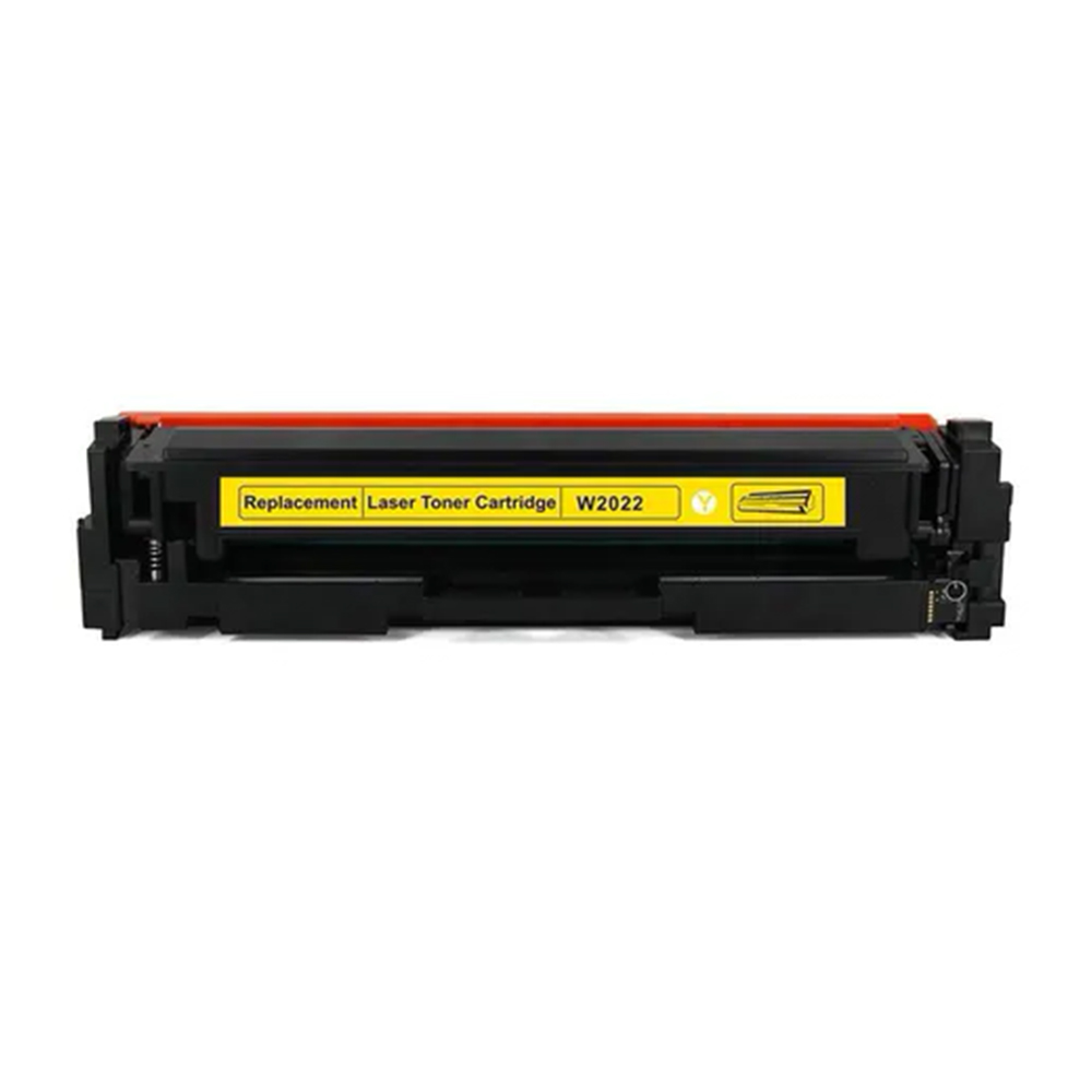 Compatível: Toner novasupri w2022X 414X para HP M454DW M454DN M479FDW M479DW M479FDN Amarelo 6K