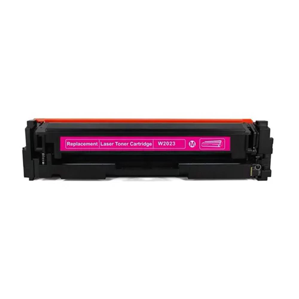 Compativel: Toner novasupri w2023A 414A para HP M454DW M454DN M479FDW M479DW M479FDN Magenta 2.1K