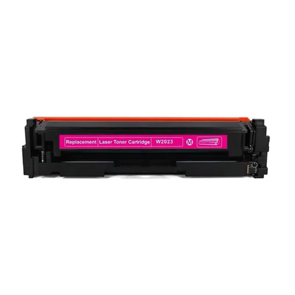 Compativel: Toner novasupri w2023X 414X para HP M454DW M454DN M479FDW M479DW M479FDN Magenta 6K