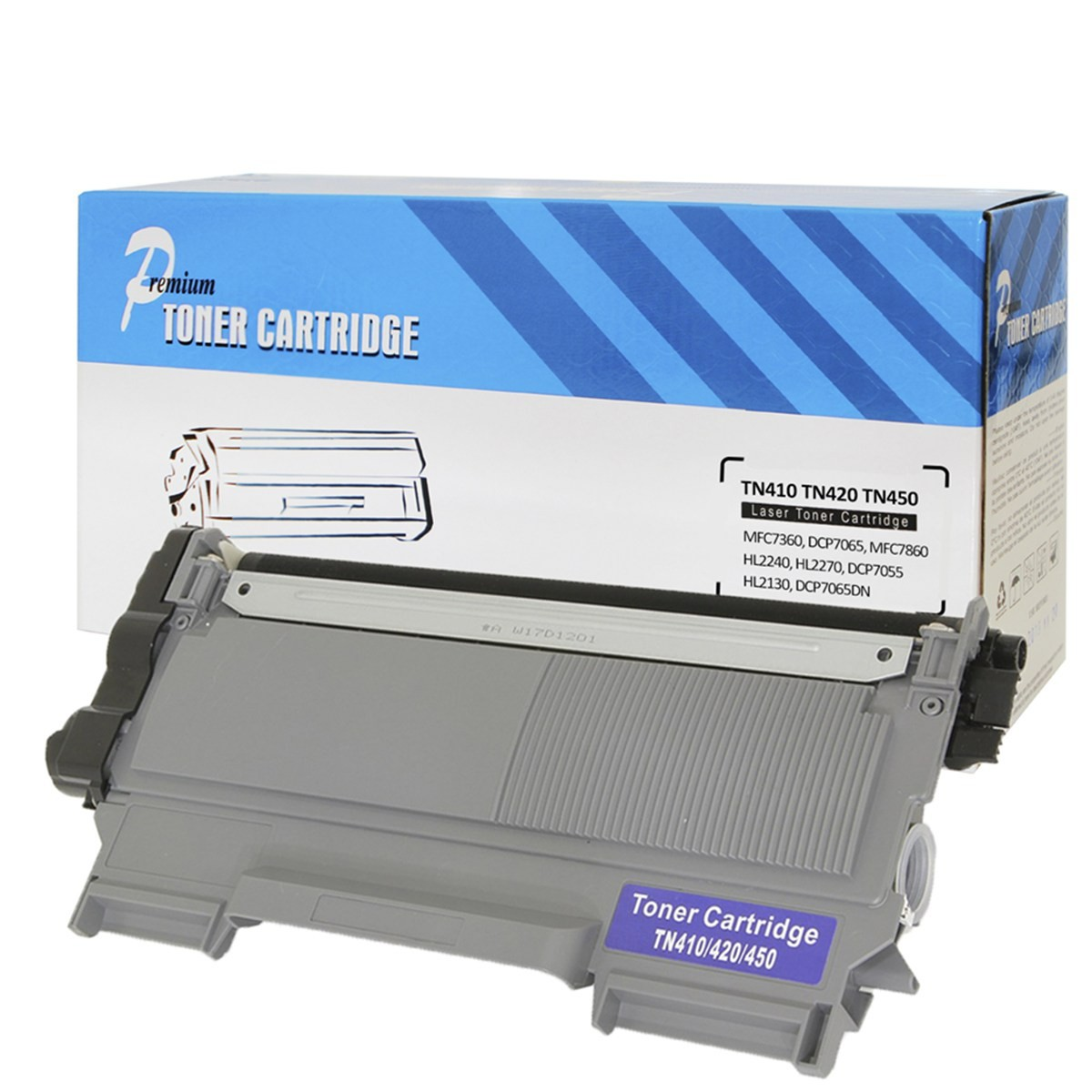 Compativel: Toner Premiumquality Brother TN450 - DCP7066 DCP7055 DCP7065DN MFC7360N MFC7460DN MFC7860DW HL2130