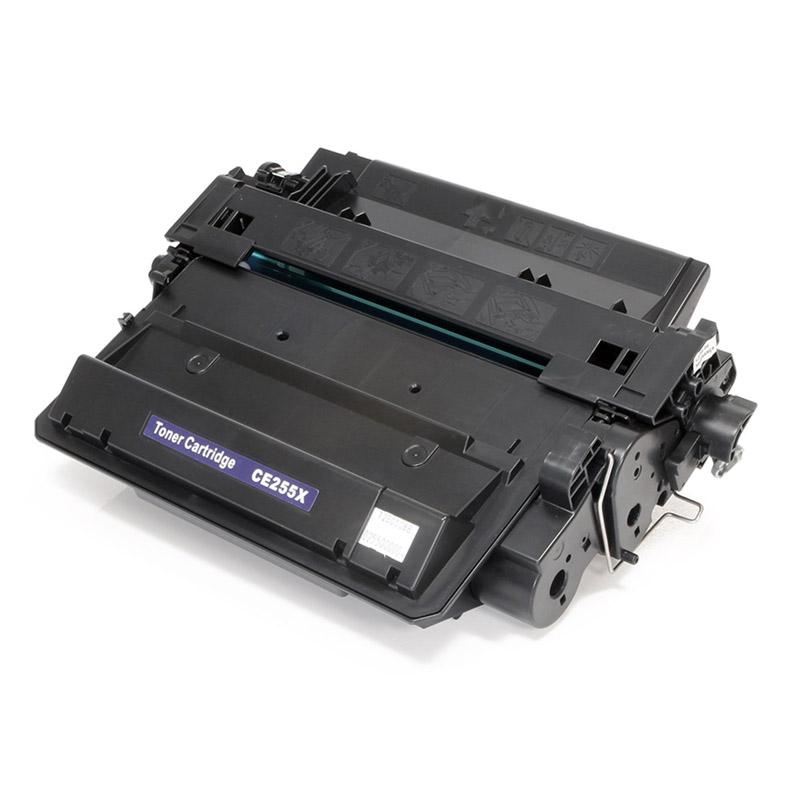 Compativel: Toner novasupri para HP CE255X - P3015 P3015N P3015D P3015DN P3015X M525F M521DN