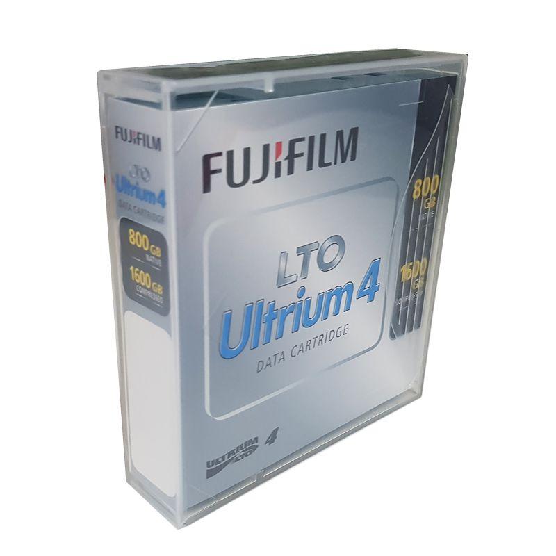Fita LTO 4 800GB - 1.6TB Fujifilm Ultrium