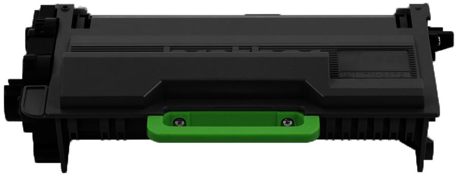 Compativel: Toner novasupri Brother TN3472 TN3470 TN880 L5102 L6202 DCP-L5502DN L5602DN MFC-L5902DN L6702DN 12k