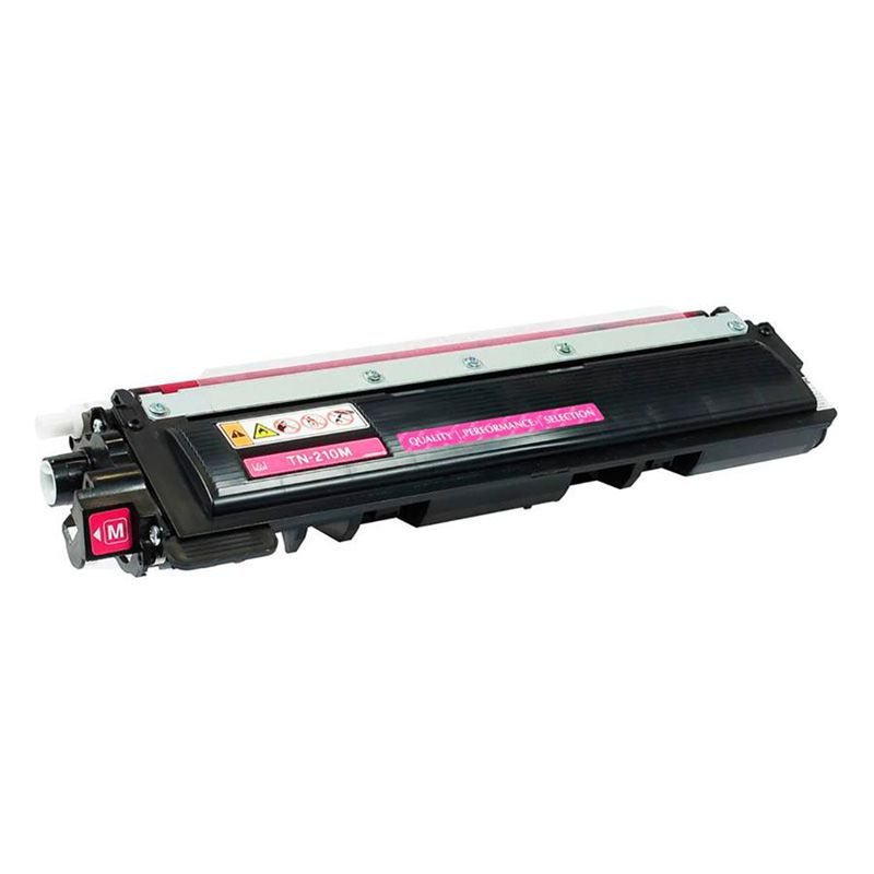 Compativel: Toner novasupri Brother TN210 TN210M Magenta HL3040CN MFC9010CN MFC9320CW HL8070 1.4k