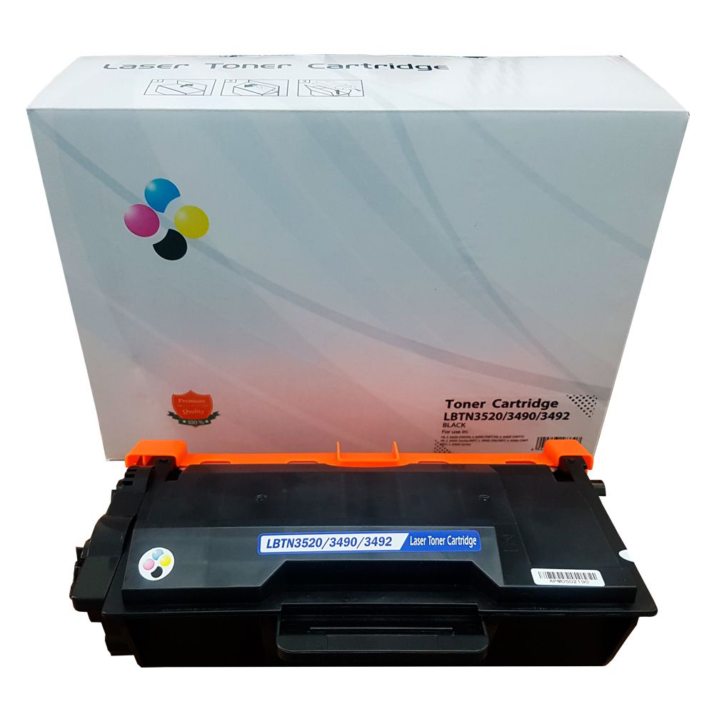 Compativel: Toner novasupri TN3492 TN890 3520 3490 Brother 6400 6900 L6902DW L6402DW 6902 L6402 20k