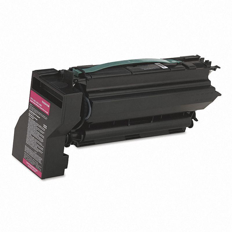 Compativel: Toner novasupri Lexmark 15G042C Ciano