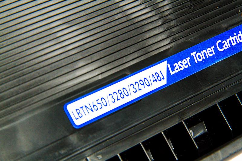 Compativel: Toner novasupri Brother TN650 Preto - HL5340D HL5350DN HL5370DW HL5370DWT HL5380D