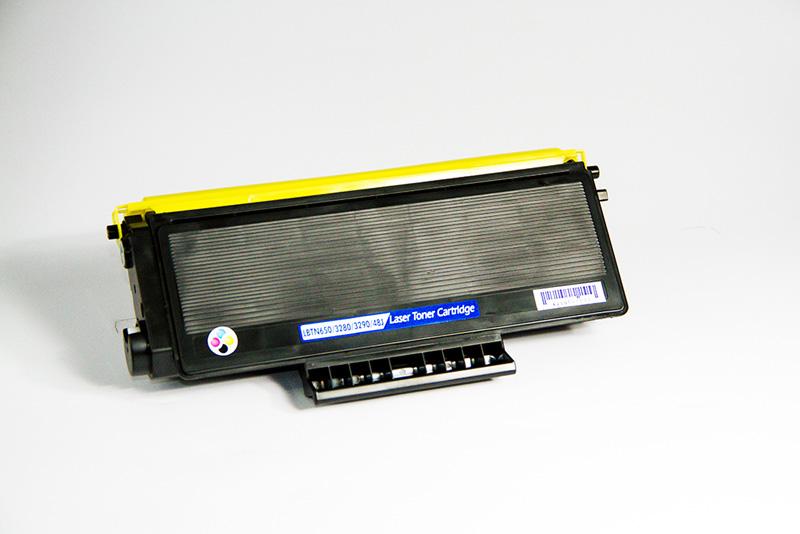 Compativel: Toner novasupri Brother TN650 Preto - MFC8480DN MFC8890DW MFC8990DW DCPC8070D DCP8080 DCP8085DN