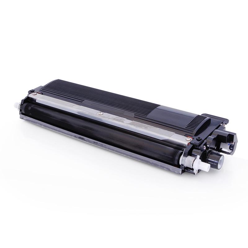 Compativel: Toner novasupri Brother TN230 TN230BK Preto MFC9010CN MFC9320CW HL3040CN HL8070 2.2k
