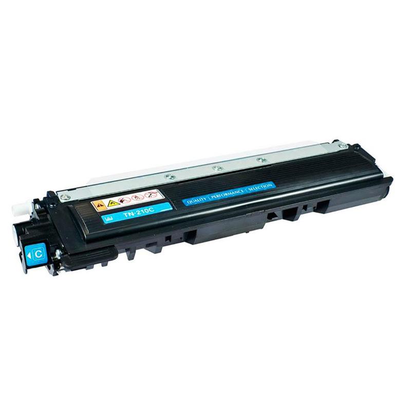 Compativel: Toner novasupri Brother TN230 TN230C Ciano MFC9010CN MFC9320CW HL3040CN HL8070 1.4k