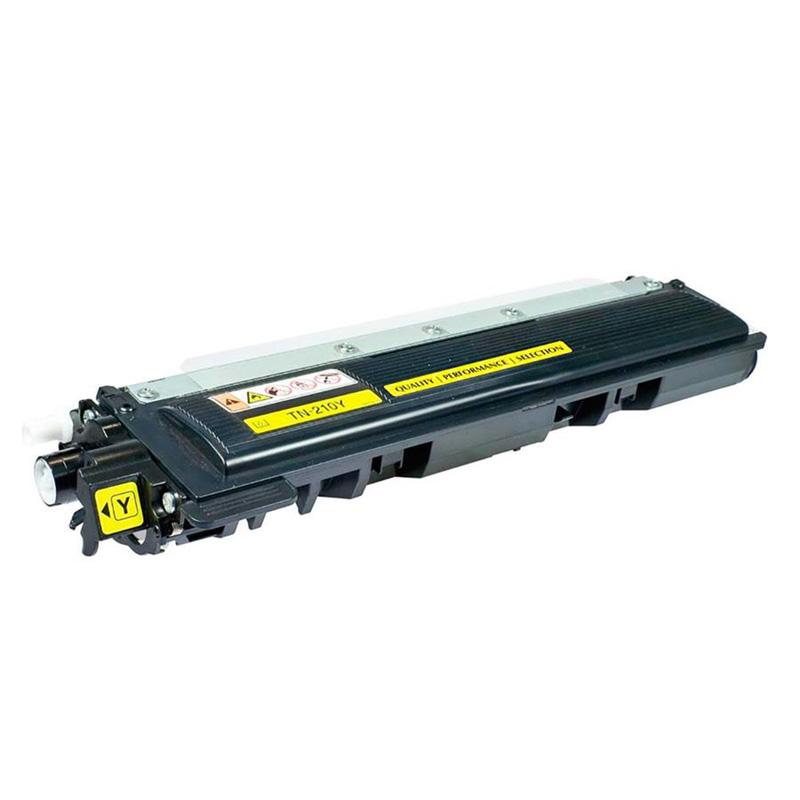 Compativel: Toner novasupri Brother TN230 TN230Y Amarelo MFC9010CN MFC9320CW HL3040CN HL8070 1.4k