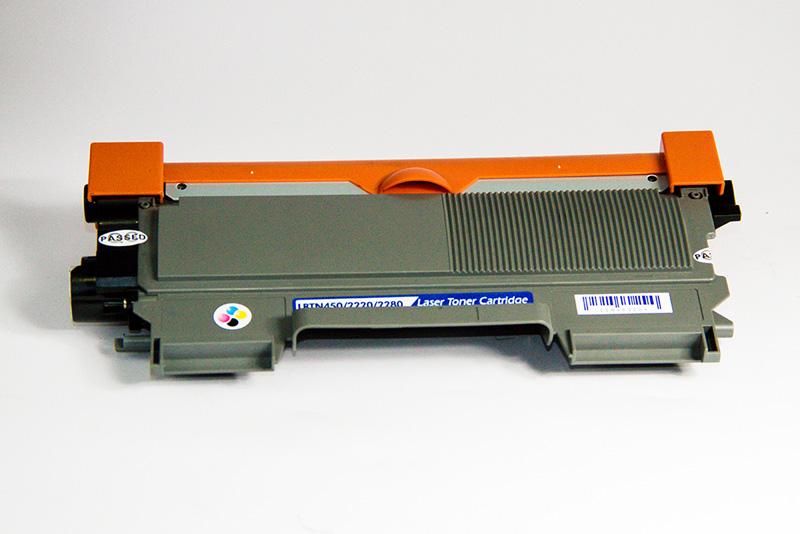 Compativel: Toner novasupri Brother TN450 - DCP7066 DCP7055 DCP7065DN MFC7360N MFC7460DN MFC7860DW HL2130