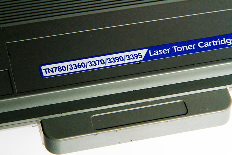 Compativel: Toner novasupri Brother TN780 TN3392 MFC8952 8950 8912 6182 8712 6182 8157 12k