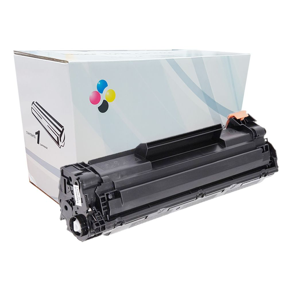 Compativel: Toner novasupri CF283X para HP M125 M201 M225 M226 M202 M127FN M127FW 2.2k