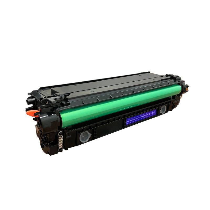 Compativel: Toner novasupri CF361A para HP 508A Cyan M552DN M553N M553X 5k