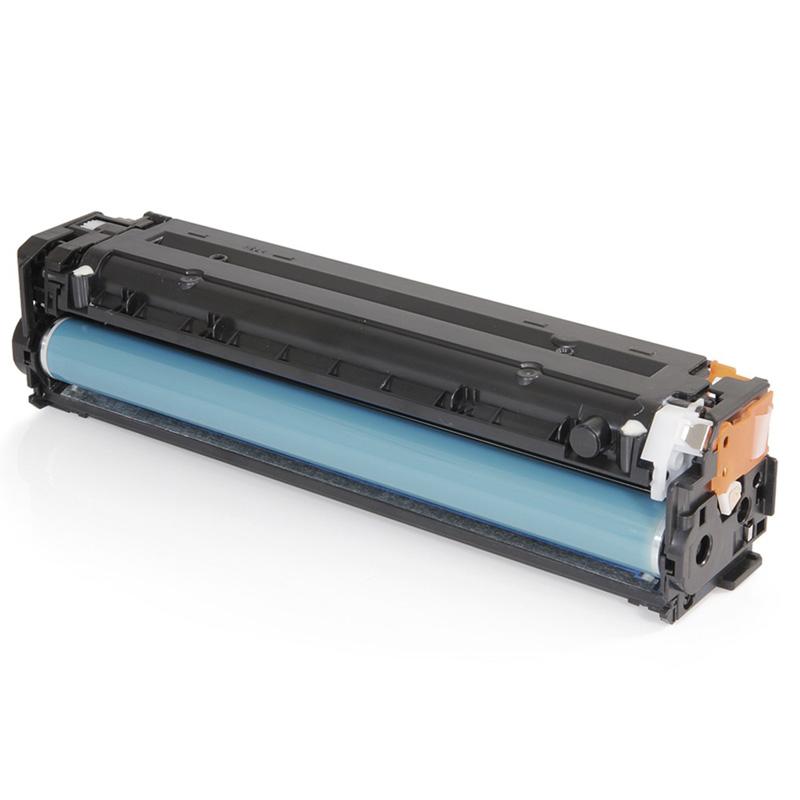 Compativel: Toner novasupri para HP CB541A CP1215 CP1510 CP1515 CP1518 CM1312 Ciano