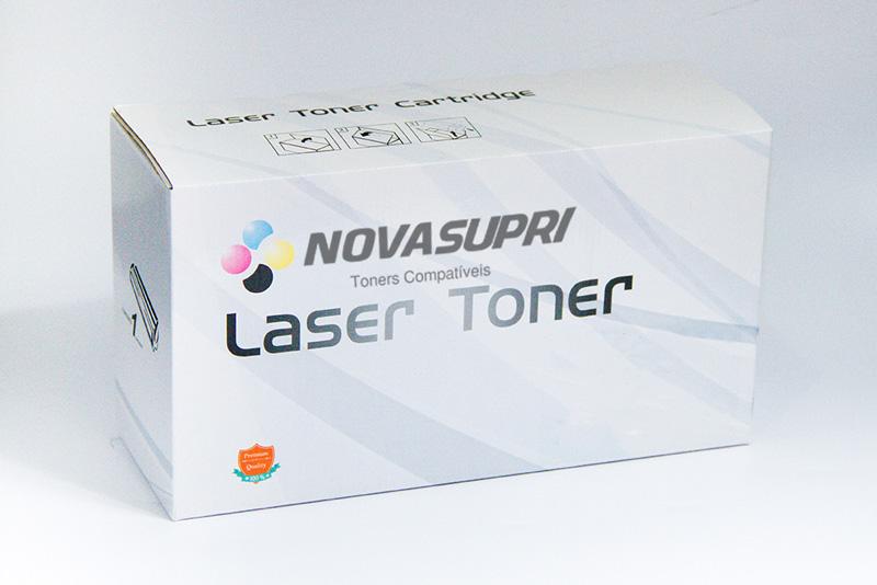 Compativel: Toner novasupri para HP CB542A CP1215 CP1510 CP1515 CP1518 CM1312 Amarelo