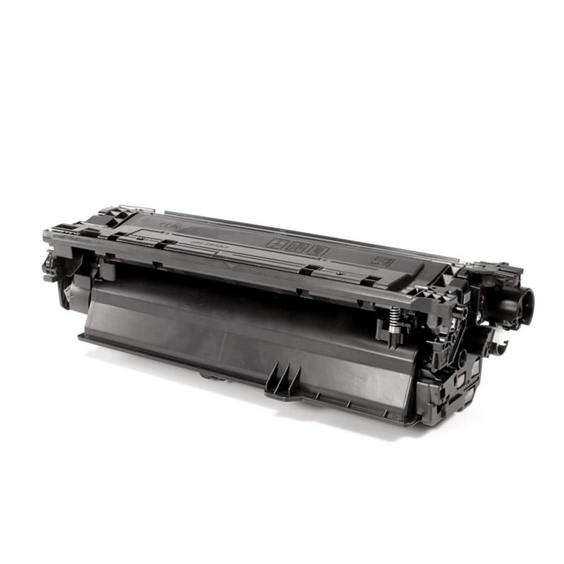 Compativel: Toner novasupri para HP CE250X CM3530FS CM3530 CP3525DN CP3525 Preto