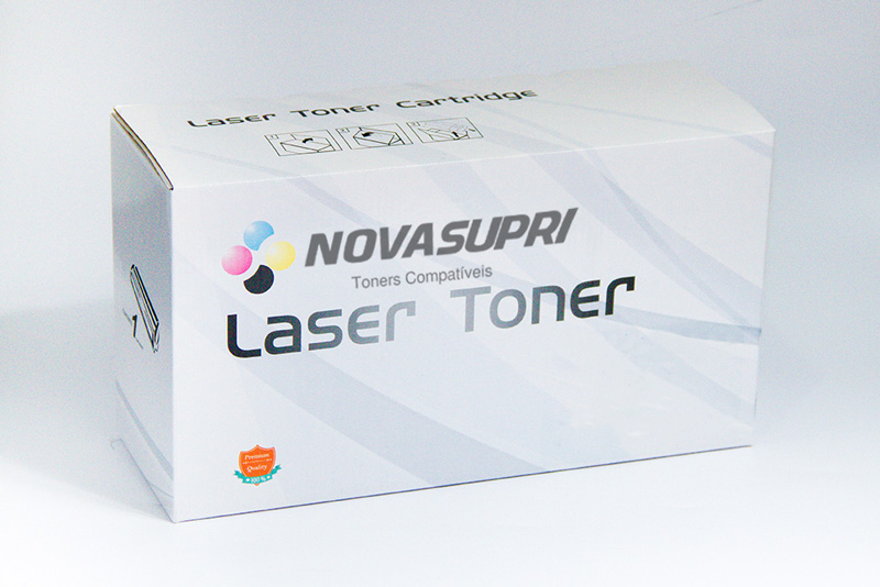 Compatível: Toner Novasupri para HP CF283A