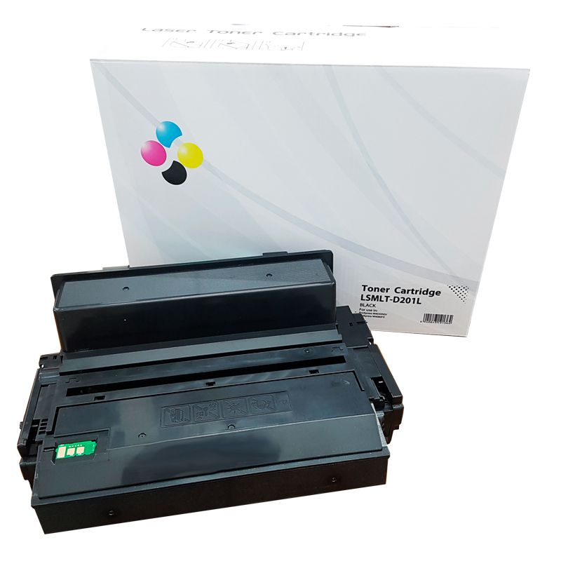 Compativel: Toner novasupri MLT-D201L D201 201L M4030ND SLM4080FX 4080 4030 Samsung 20k