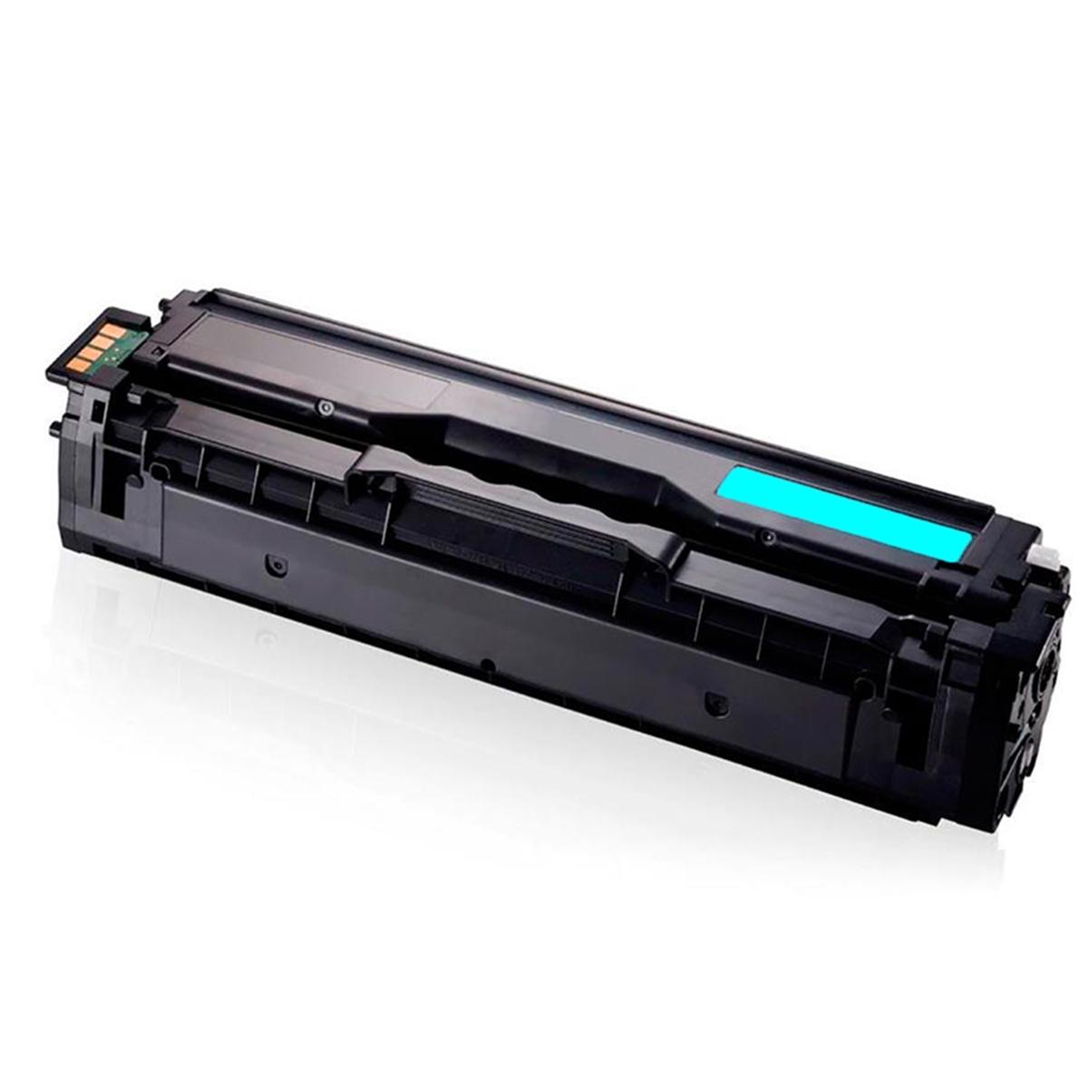 Compativel: Toner novasupri Samsung CLT-C504S 504S Cyan CLX4195FN CLX4195FW CLP415NW C1860FW 1.8k
