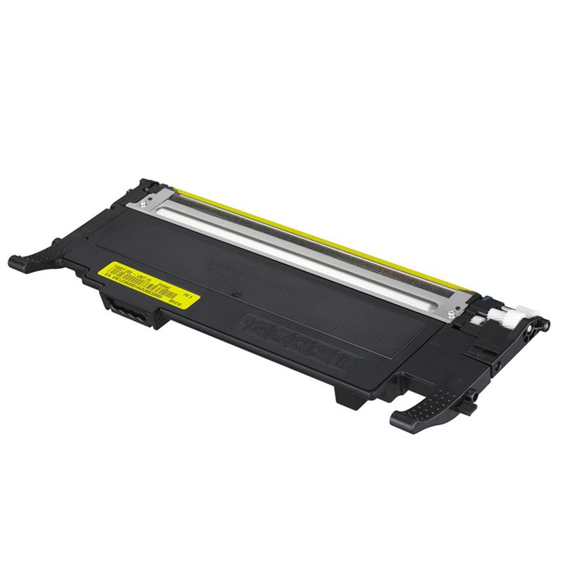 Compatível: Toner novasupri Samsung CLT-Y407S Amarelo - CLP-320 325 320N 325W CLX-3185 3185N 3185FN 3185FW