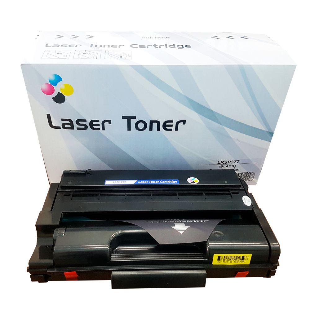 Compativel: Toner novasupri SP377 Ricoh Aficio SP377 SP377SFNWX SP377DNWX SP 377SFNWX SP 377DNWX 408161R 408161 6.4k