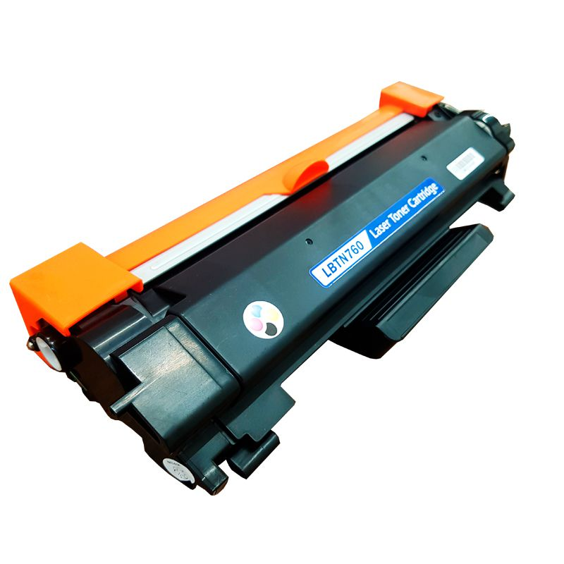 Compativel: Toner novasupri TN760 Brother L2550 L2370 L2390 L2395 L2710 L2750 3k