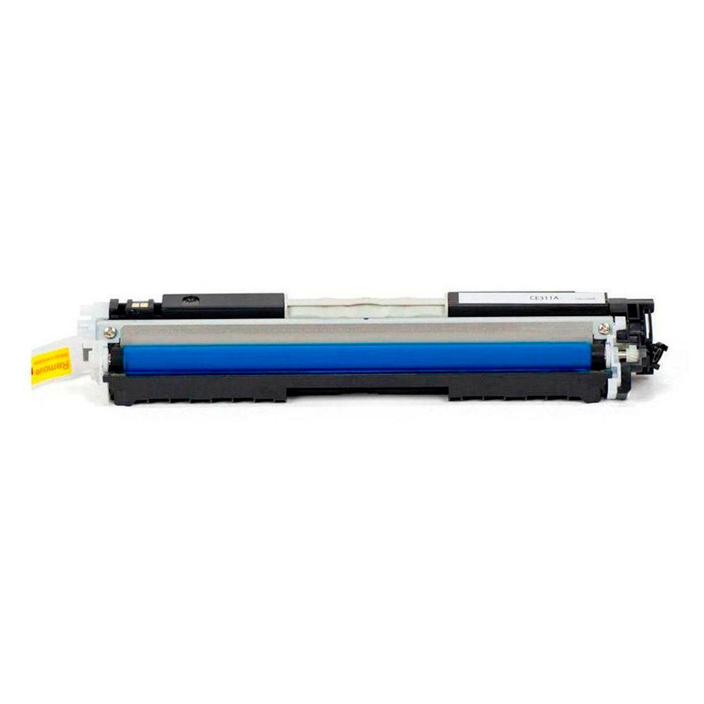 Compativel: Toner novasupri para HP CE311A 126A M175 M275 CP1020 CP1025 M175A M175NW CP1025NW CP1020WN