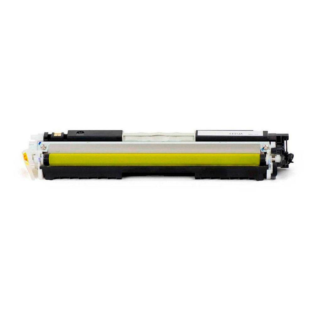 Compativel: Toner novasupri para HP CE312 126A M175 M275 CP1020 CP1025 M175A M175NW CP1025NW CP1020WN