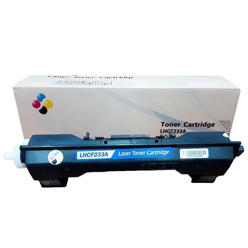 Compativel: Toner novasupri para HP CF233A 33A 233A M106 M134 M106W M134A M134FN 106W 134A 134FN 2.3k