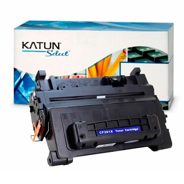 Compativel: Toner novasupri para HP CF281X M630 M605 M606 series Katun 25k