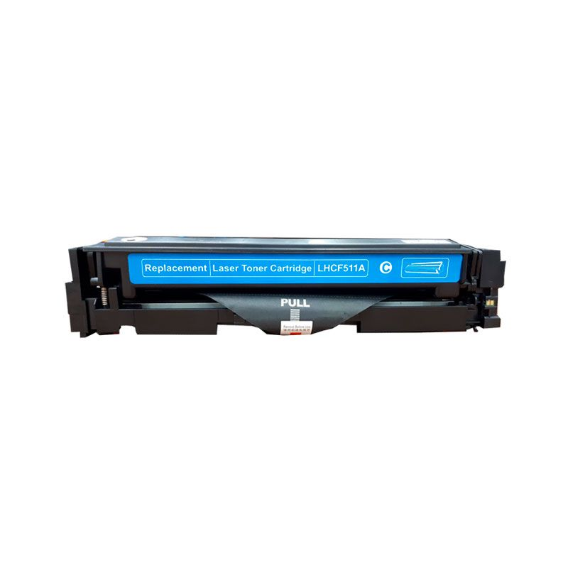 Compatível: Toner Novasupri CF511A para HP 204A M154 M180N M-180NW M180 M181 FW Ciano