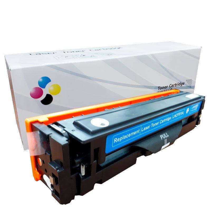 Compativel: Toner novasupri CF511A para HP 204A M154 M180N M-180NW M180 M181 FW Ciano