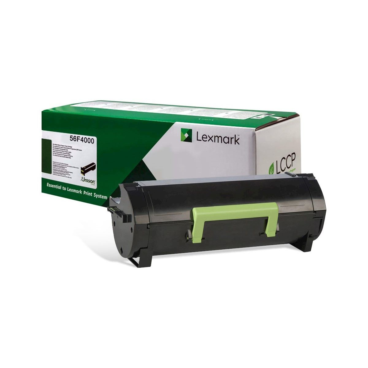 Toner Lexmark Original 56FB000 56F4000 56FB MS521 MX521 MS621 MX522 MS622 MX622 MS321 MX321 6K