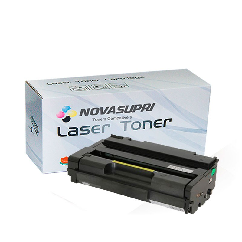 Compativel: Toner novasupri Ricoh Aficio SP3500 SP3510 SP3400LA SP3500XA SP3510SF SP3500SF