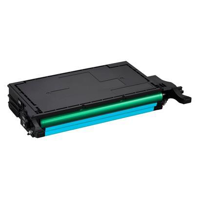 Compativel: Toner novasupri Samsung C609 CLT-C609S CLP775 CLP-770ND CLP 775ND CLP770 Ciano 7k