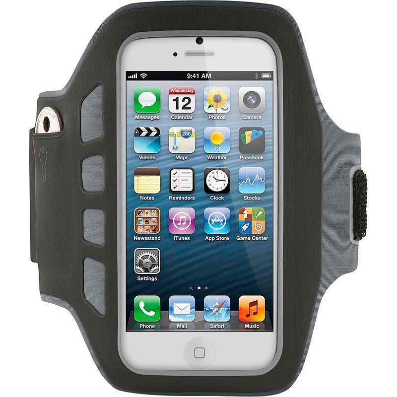 Braçadeira  Suporte (Armband) Para Corrida iPhone 5/5S/SE